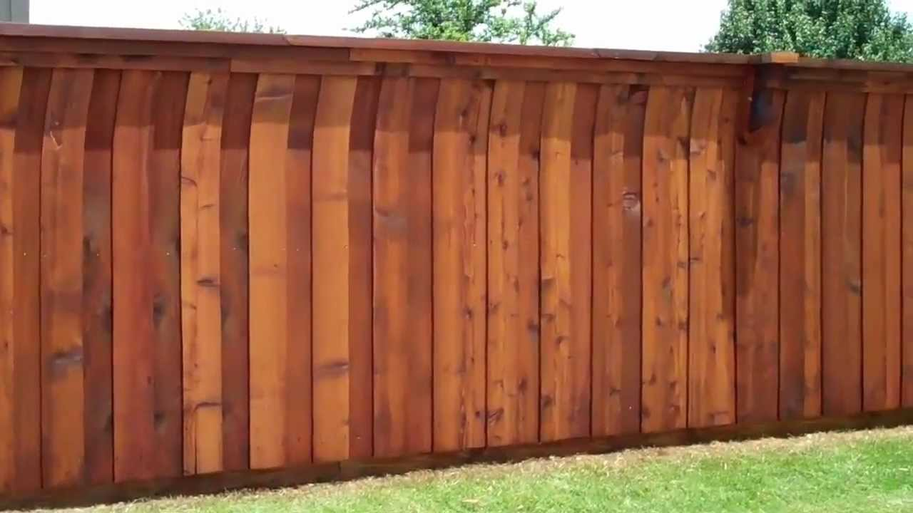 Boise wood staining fence trellis trim decks
